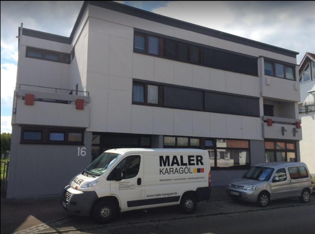 Dein Malermeister in Heidenheim und Umgebung